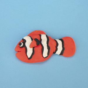 أشكال رائعة بالصلصال clownfish-4.jpg