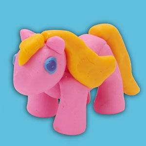 أشكال رائعة بالصلصال pony-4.jpg