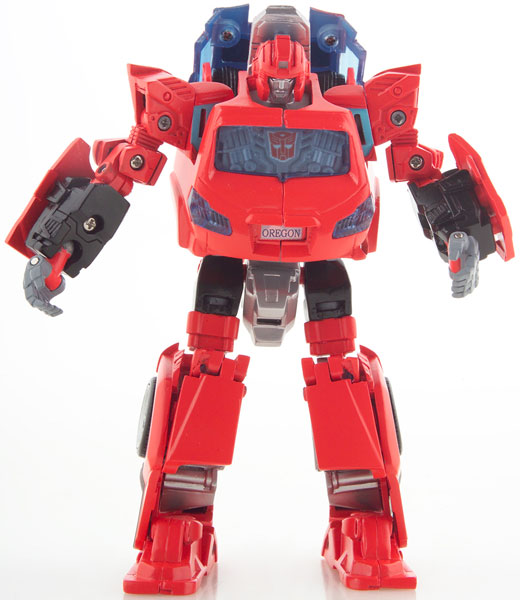 Transformers: Classics/Henkei 2006-2007, Universe 2003-2008, Generations/United (CHUG), Reveal the Shield, Alternity, Binaltech (Alternator) & Power Core Combiners Universe-Ironhide-_Robot