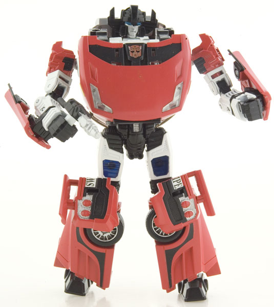 Transformers: Classics/Henkei 2006-2007, Universe 2003-2008, Generations/United (CHUG), Reveal the Shield, Alternity, Binaltech (Alternator) & Power Core Combiners Universe-Sideswipe-Robot