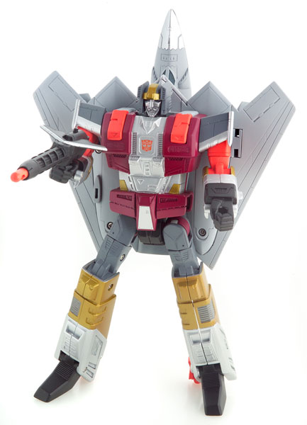 Transformers: Classics/Henkei 2006-2007, Universe 2003-2008, Generations/United (CHUG), Reveal the Shield, Alternity, Binaltech (Alternator) & Power Core Combiners Universe-Silverbolt-_Robot