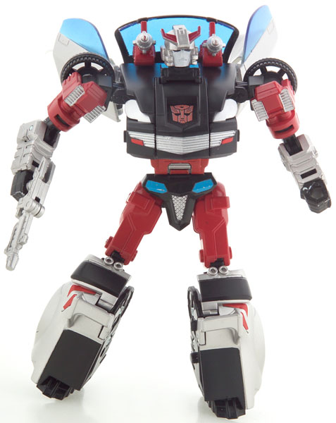 Transformers: Classics/Henkei 2006-2007, Universe 2003-2008, Generations/United (CHUG), Reveal the Shield, Alternity, Binaltech (Alternator) & Power Core Combiners Universe-Silverstreak-Robot