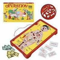 OPERATION Game- Product Detail :  operation christmas games kids