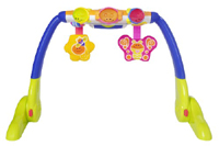 PLAYSKOOL 2 IN 1 TUMMY TIME GYM Instructions