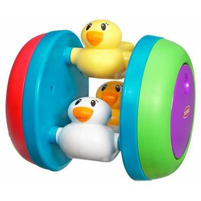 PLAYSKOOL BUSY BASICS LET'S PLAY TOGETHER CHASE 'N CRAWL DUCKIES