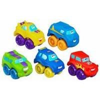 TONKA WHEEL PALS TRICKED OUT FLEET 5-Pack