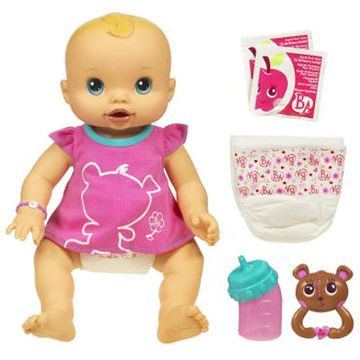 BABY ALIVE WHOOPSIE DOO Doll
