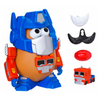 Optimus Prime Mr. Potato Head