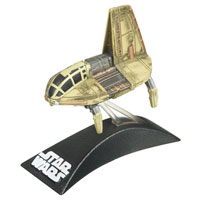 Star Wars TITANIUM SERIES Die-Cast Neimoidian Shuttle