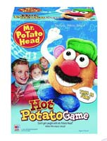 MR. POTATO HEAD Hot Potato Game Instructions