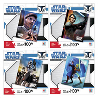Star Wars 100 pcs Puzzle