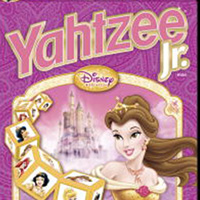 YAHTZEE Jr. Season of Enchantment Game