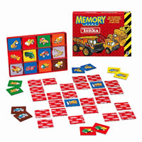 Tonka Memory Game