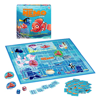 FINDING NEMO Game Instructions