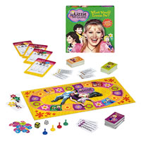 LIZZIE MCGUIRE WHAT WOULD LIZZIE DO Game Instructions