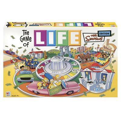 THE GAME OF LIFE The Simpsons Edition