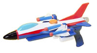 NERF AIRTECH JET SQUADRON Instructions