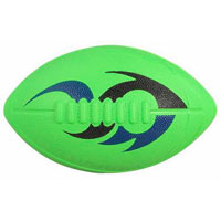 NERF TURBO JR. Football (Green)