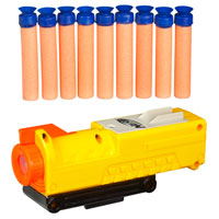NERF N-STRIKE MISSION KIT: Tactical Light