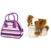 FURREAL FRIENDS TEACUP PUP (Papillion)