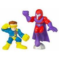 Marvel Super Hero Squad - Cyclops & Magneto Figures