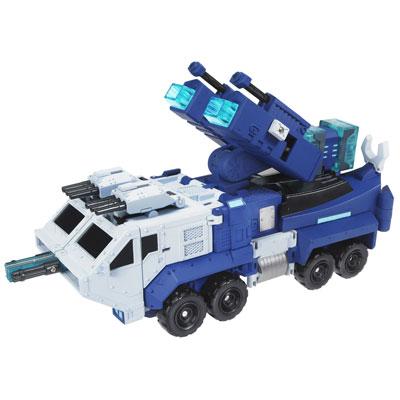 Transformers - Seibertron 3