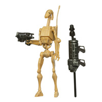 Star Wars The Clone Wars Battle Droid