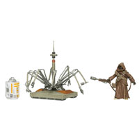 Star Wars The Legacy Collection: Jawa & WED Treadwell Droid