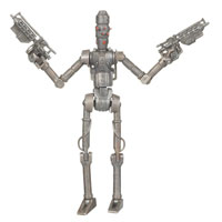 Star Wars The Clone Wars IG-86 Assassin Droid