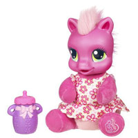 MY LITTLE PONY SO SOFT NEWBORN CHEERILEE Pony