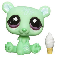 LITTLEST PET SHOP Polar Bear