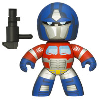 TRANSFORMERS UNIVERSE MIGHTY MUGGS OPTIMUS PRIME