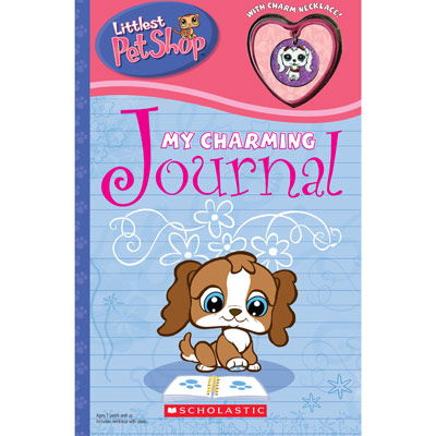 LITTLEST PET SHOP My Charming Journal