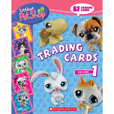 LITTLEST PET SHOP Trading Cards Volume 1