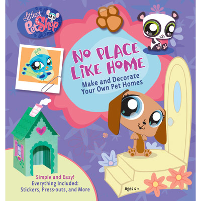 LITTLEST PET SHOP No Place Like Home