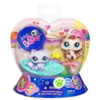 LITTLEST PET SHOP (Beaver and Raccoon)