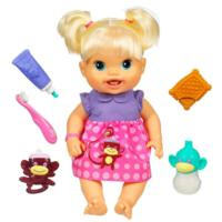 BABY ALIVE Baby's New Teeth Doll (Blonde)