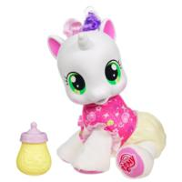 MY LITTLE PONY SO SOFT NEWBORN SWEETIE BELLE Figure