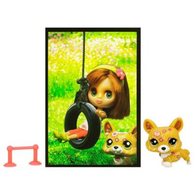 LITTLEST PET SHOP - BLYTHE Loves LITTLEST PET SHOP: OUTDOOR AFTERNOON