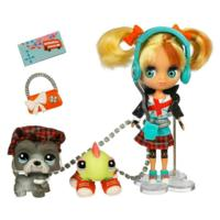 LITTLEST PET SHOP BLYTHE Loves LITTLEST PET SHOP: SIGHTSEEING CUTE