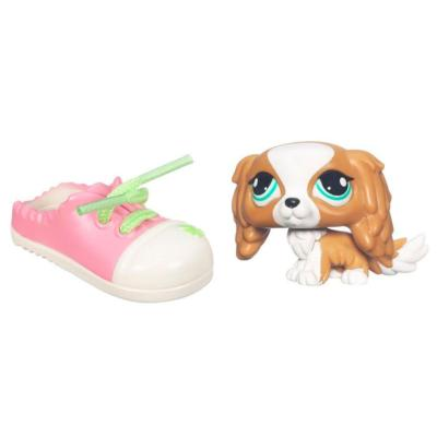 LITTLEST PET SHOP Special Edition Pet (King Charles Spaniel)