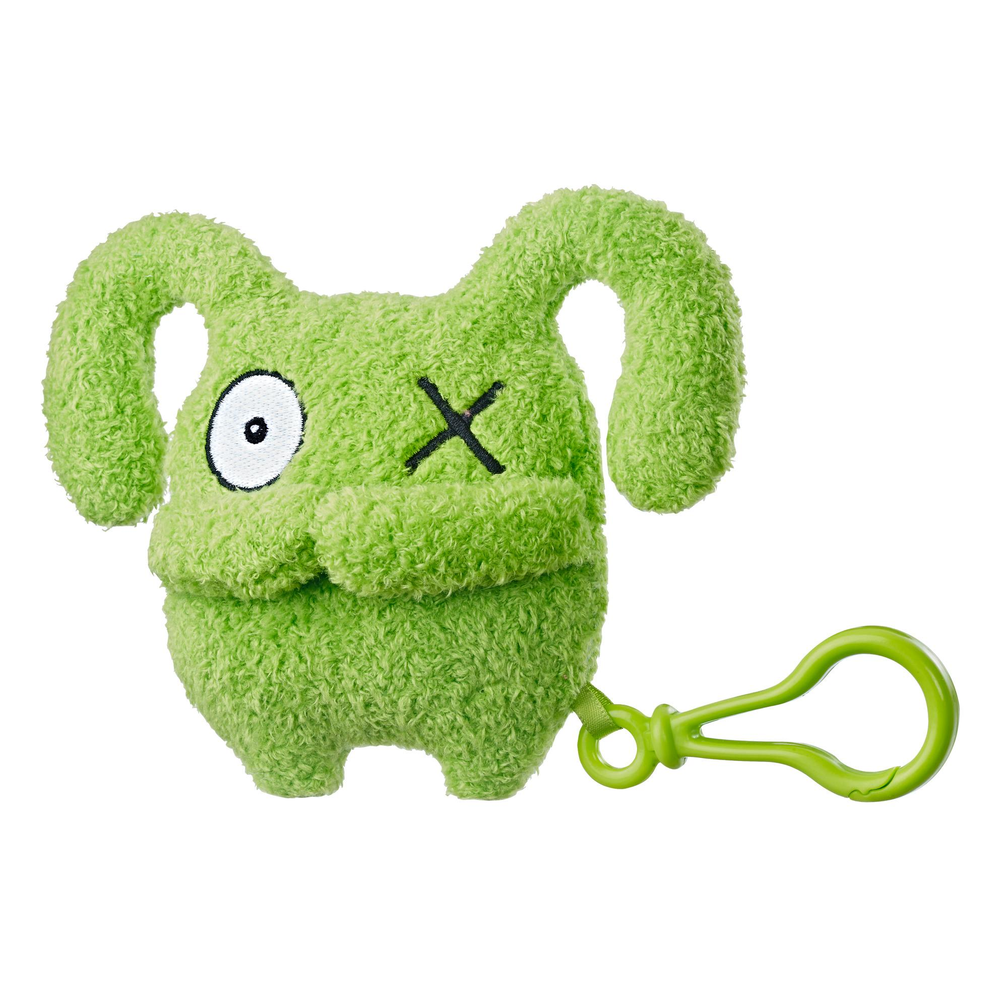 UglyDolls OX To-Go Stuffed Plush Toy, 5 inches tall