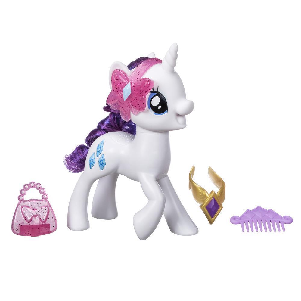 My Little Pony Meet Rarity Pony Figure