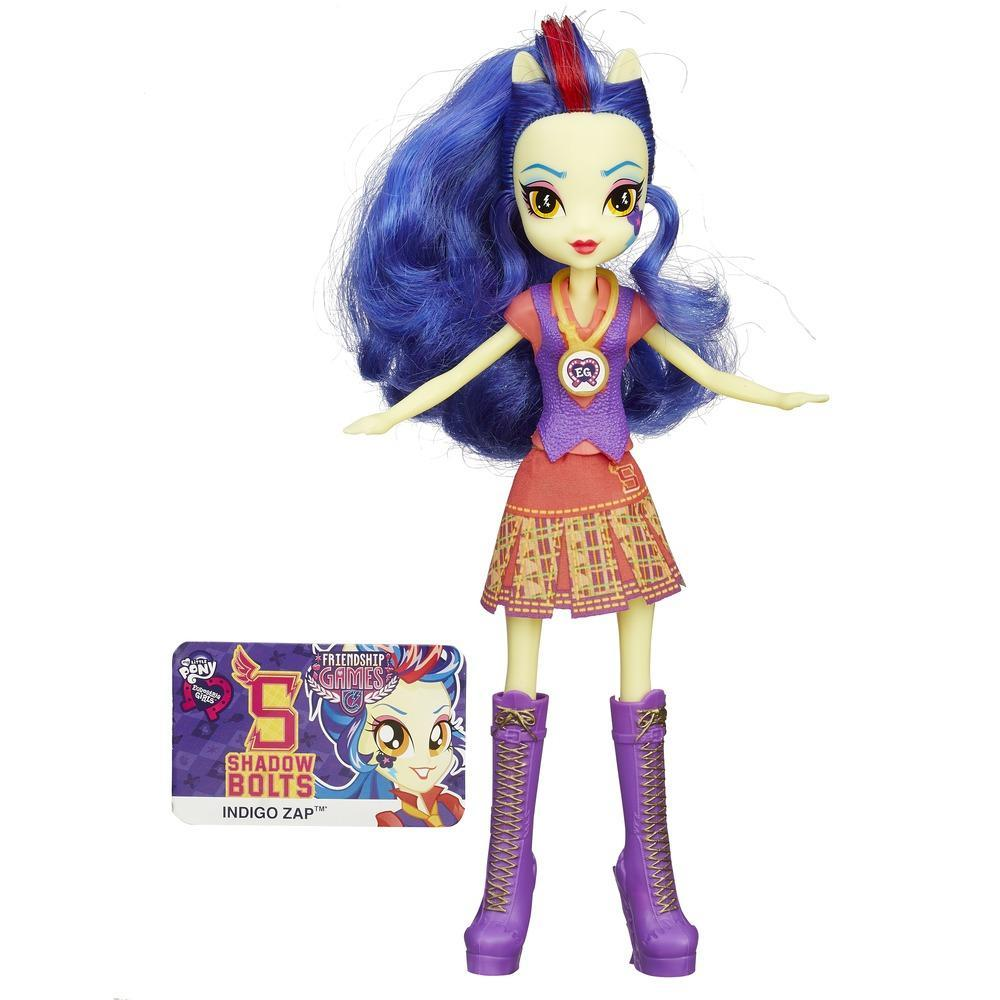 My Little Pony Equestria Girls Indigo Zap Friendship Games Doll