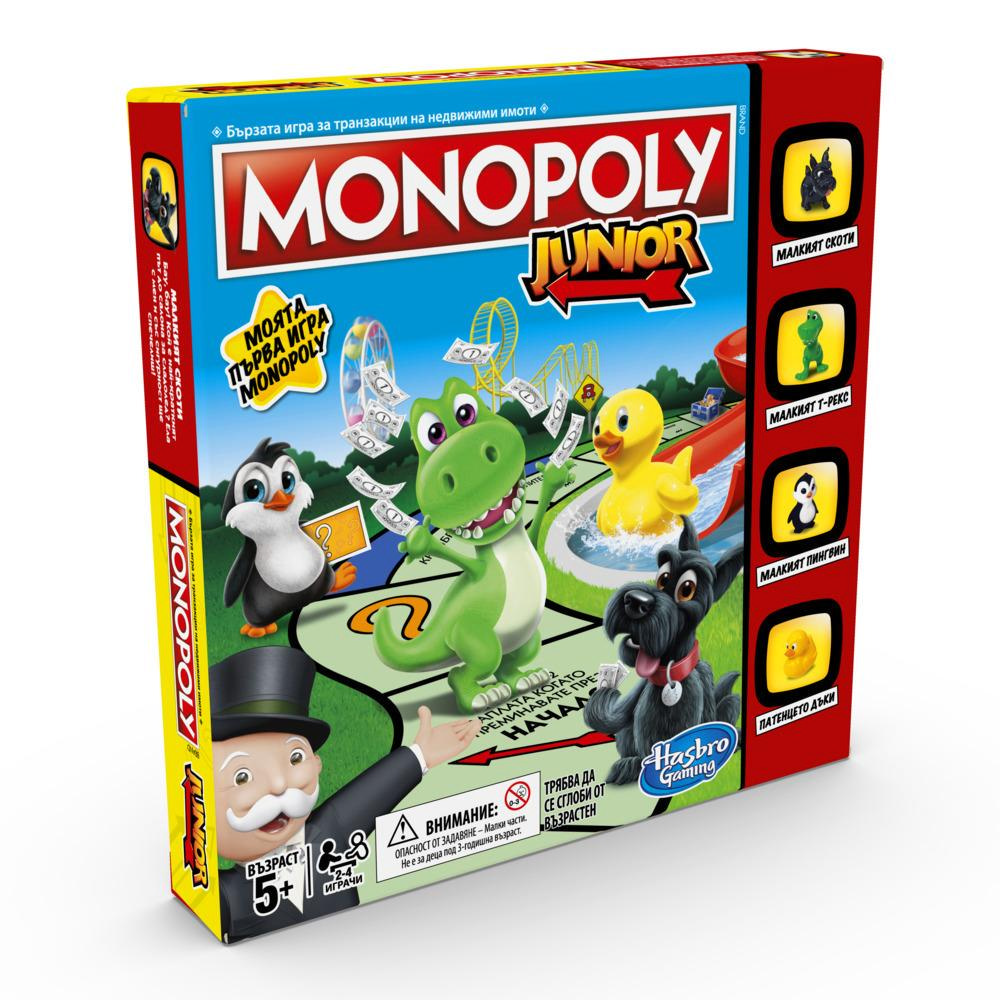 Игра Monopoly Junior