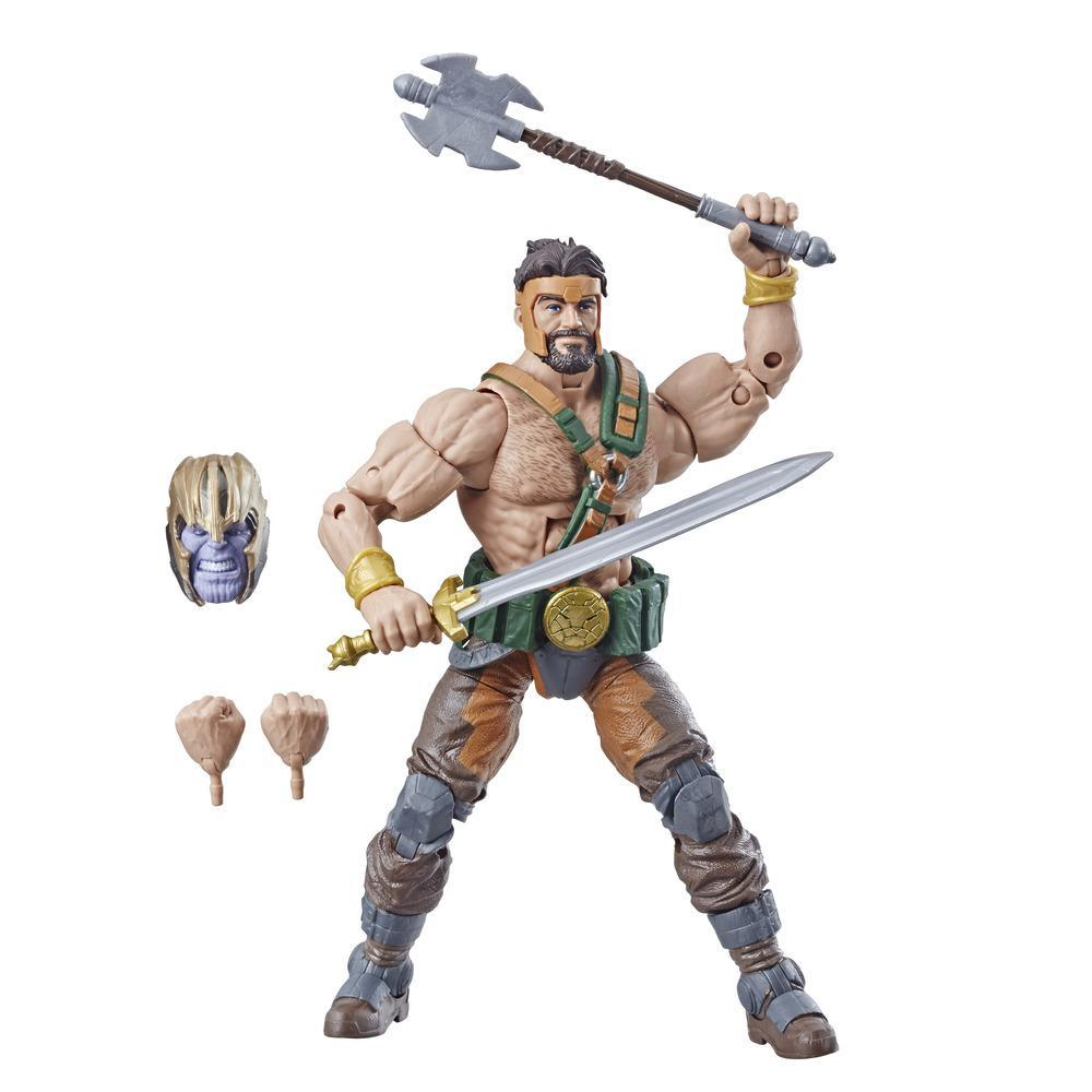 Habro Marvel Legends Series 6-inch Marvel's Hercules Figure