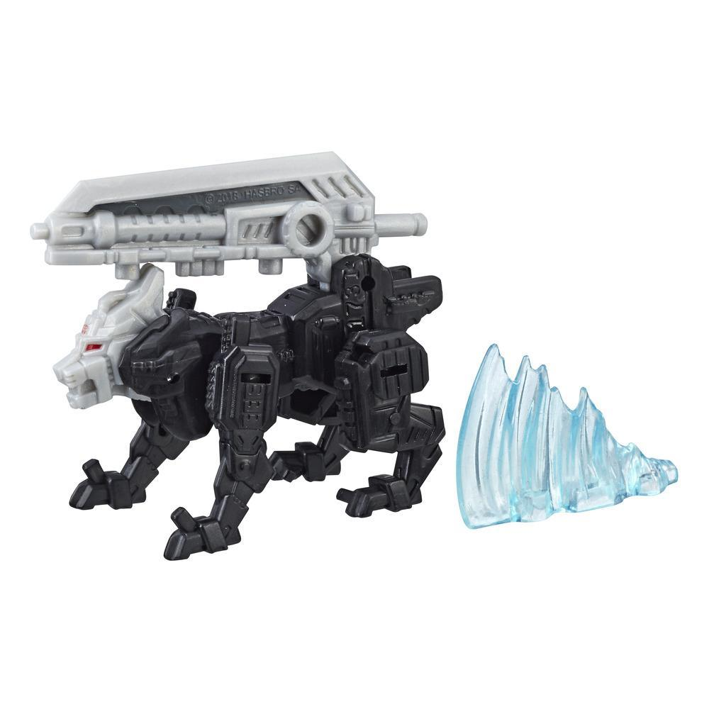 Transformers Generations War for Cybertron: Siege Battle Masters WFC-S2 Lionizer Action Figure Toy