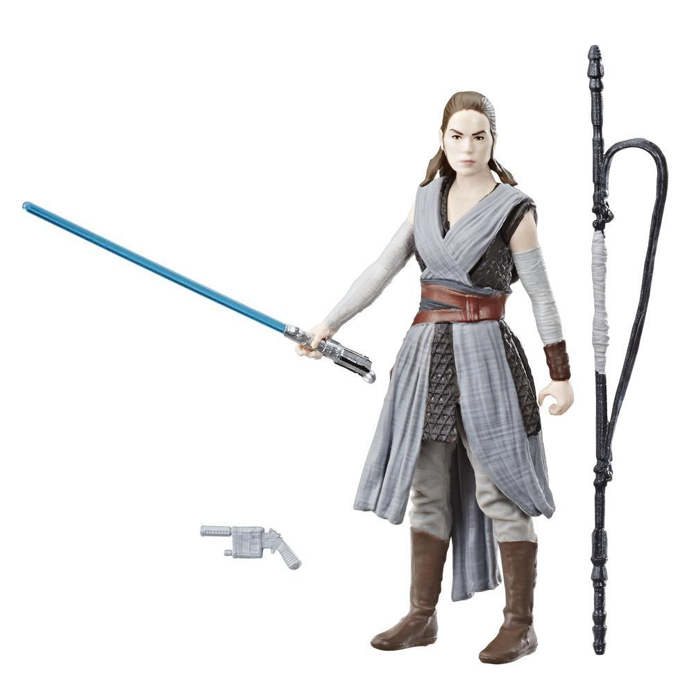 Star Wars Galaxy of Adventures Rey 3.75-Inch Figure