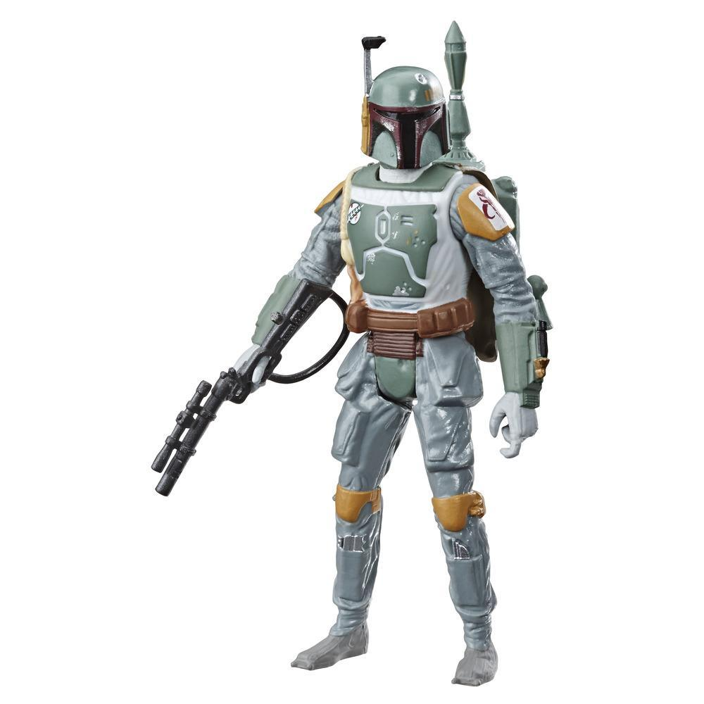 Star Wars Galaxy of Adventures Boba Fett 3.75-Inch Figure