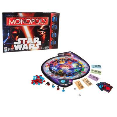 Hra Star Wars Monopoly